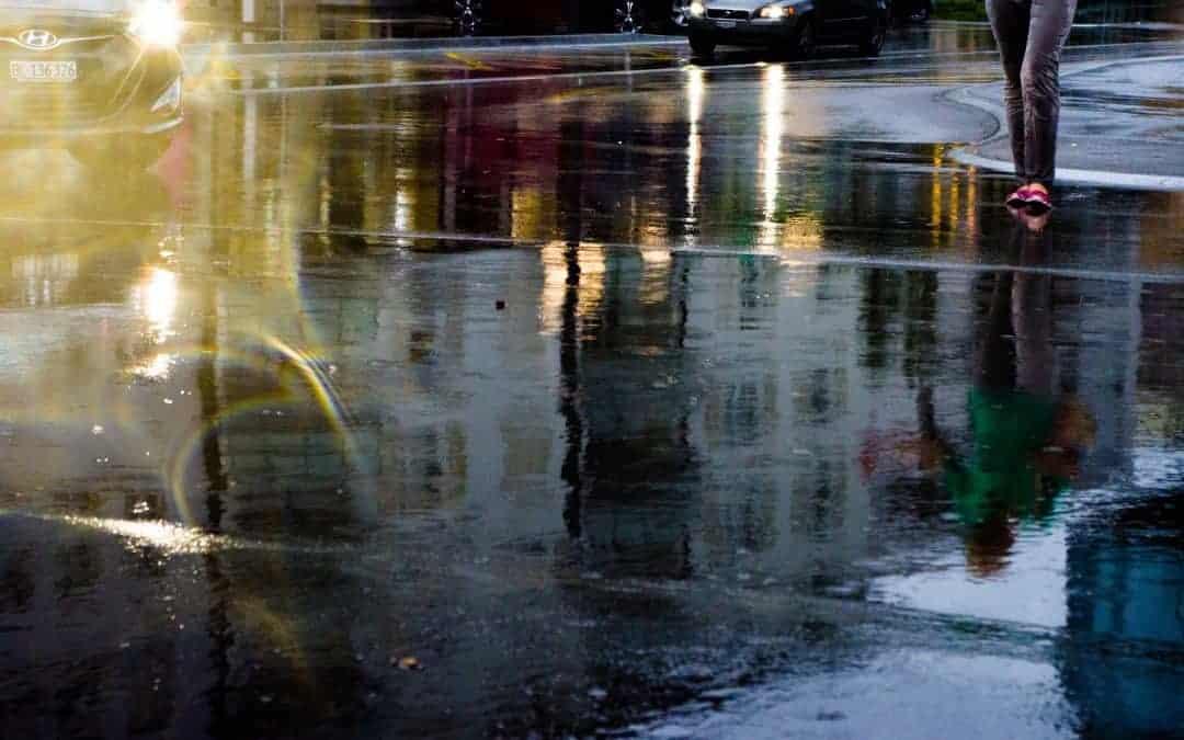 Risiko Starkregen – Was tun, um das eigene Fahrzeug auch bei starken Regenschauern zu schützen?