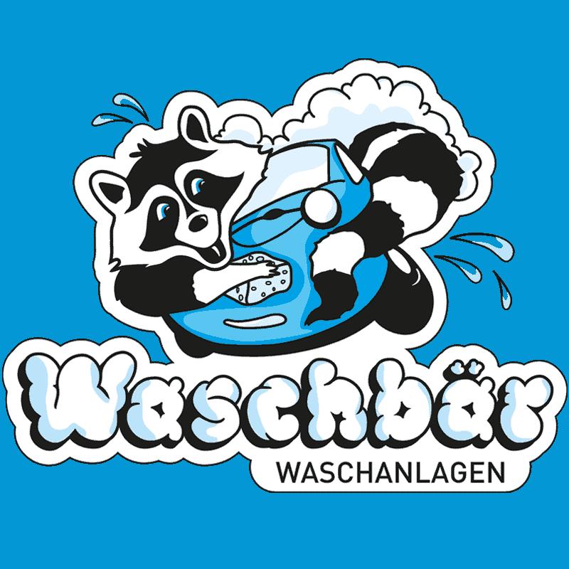 Logo der Waschbär AG